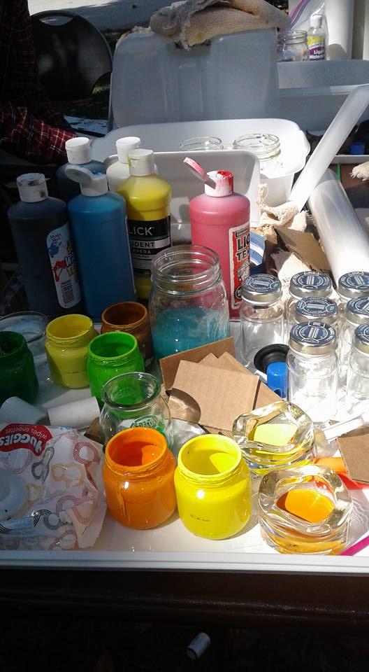 Printing and Painitng Materials KinderCaminata 2017